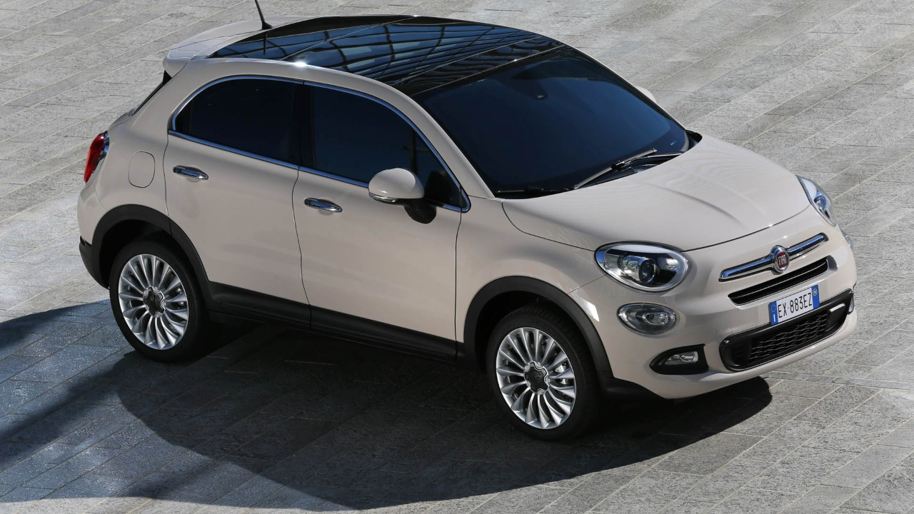 fiat 500x be free pro. Black Bedroom Furniture Sets. Home Design Ideas